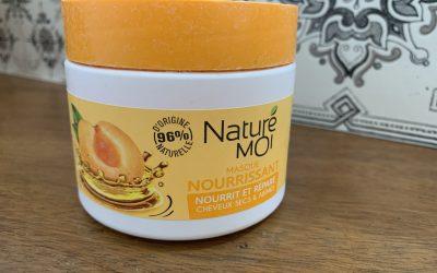 [BILAN PRODUIT 01] Le masque hydratant NaturéMoi